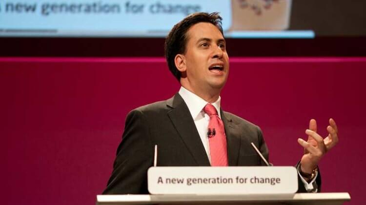 Miliband causes chaos with answer on ILF closure