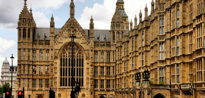 House of Lords exterior