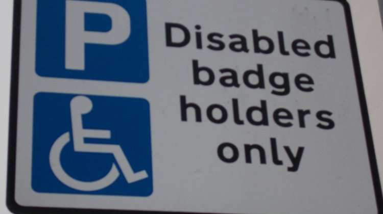 Charities help government with cover-up over blue badge changes