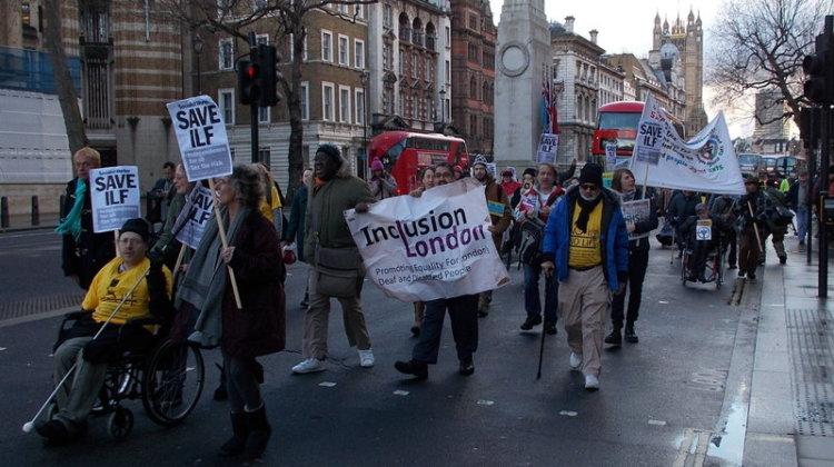 Labour finally admits: 'We won't save the Independent Living Fund'