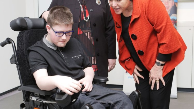 'Tens of thousands of children could gain from new wheelchair laws'
