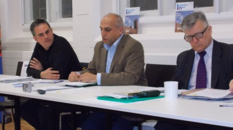 Greens highlight Labour inclusion flaws at hustings, after Tory and Lib Dem no-show