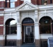 Front entrance of Maximus offices in London