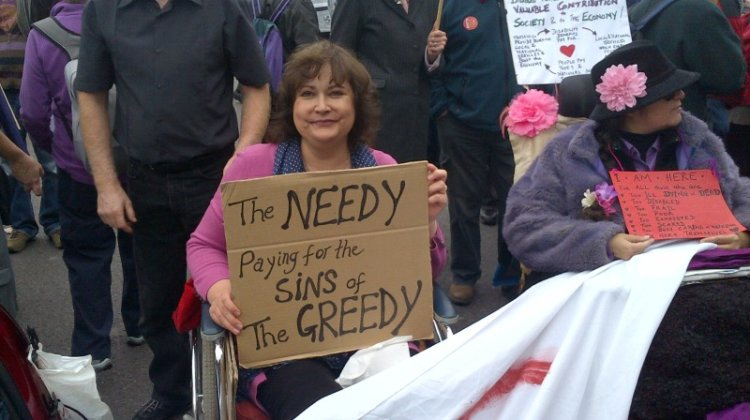 Book exposes harassment, abuse and neglect of benefit claimants in austerity years