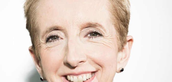 Head and shoulders of Alison Walsh