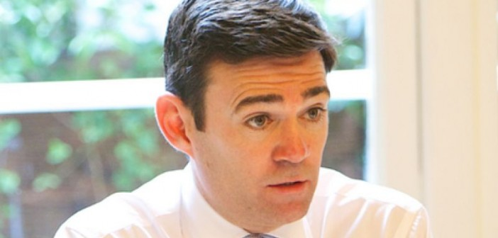 Andy Burnham head and shoulders