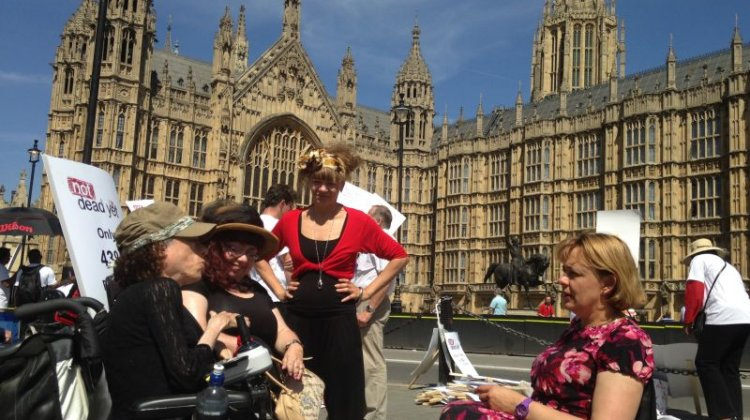 MPs hear opposition to assisted suicide from disabled activists