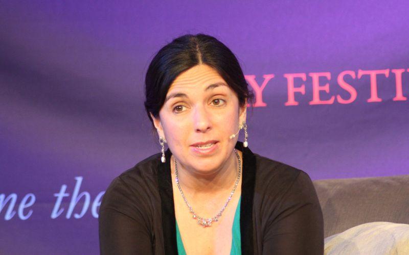 Katharine Quarmby speaking