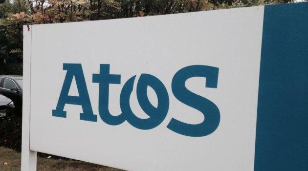 An Atos sign
