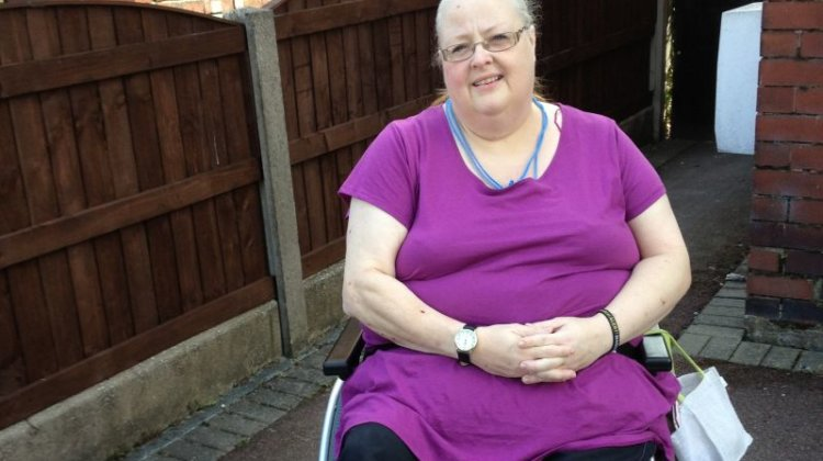 Loss of woman's Motability car 'shows how vicious PIP reforms are'
