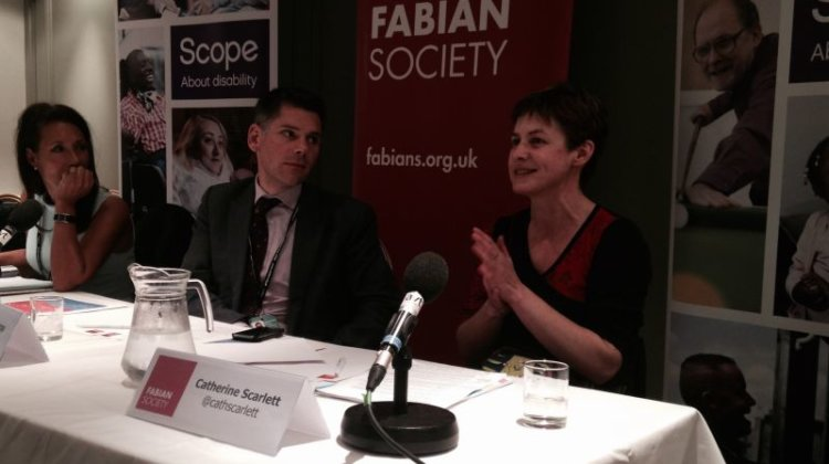 Labour conference: DLA 'gave me back my life', says activist