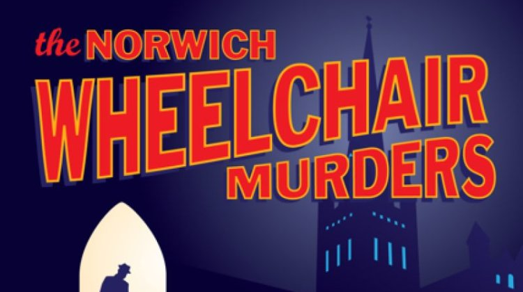 'Norwich Wheelchair Murders' will alert readers to 'scary' disablism, author hopes