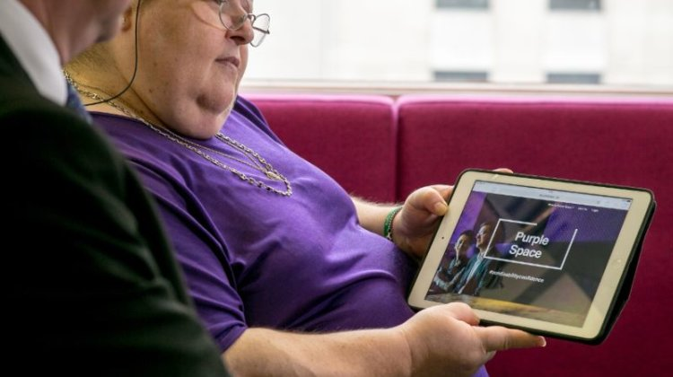 Nash hopes new online hub for networks will boost 'purple power'
