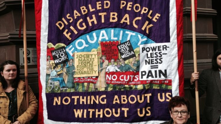 Union disability equality manifesto 'will help fight government propaganda'