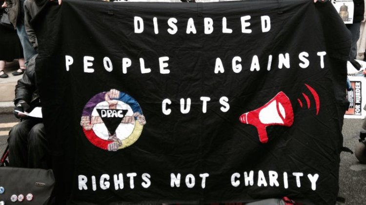 DPAC will use Paralympics to highlight austerity impact in week of action