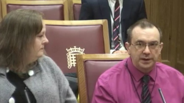 Campaigning couples tell peers of barriers to justice