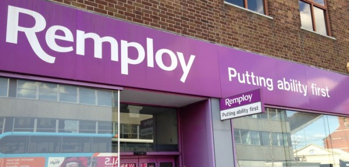 A Remploy high street branch
