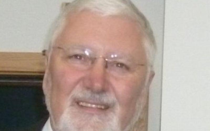 Head and shoulders of Mike Elkerton