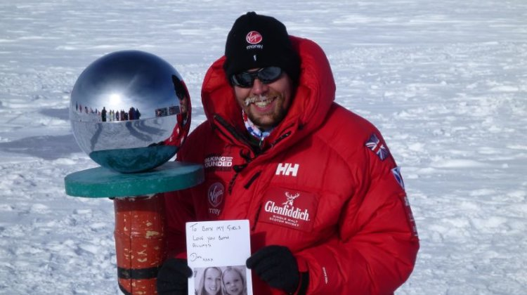 South Pole trek vet puts PIP reforms in the firing line as he joins motoring charity