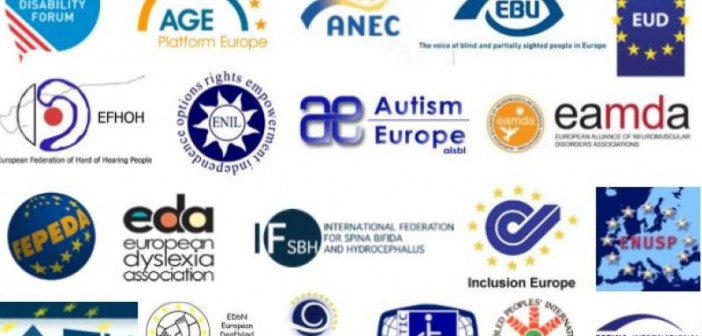 Logos of the organisations that signed the letter