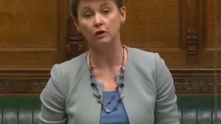Yvette Cooper slams 'appalling' failure of ministers to act over coroner's letter