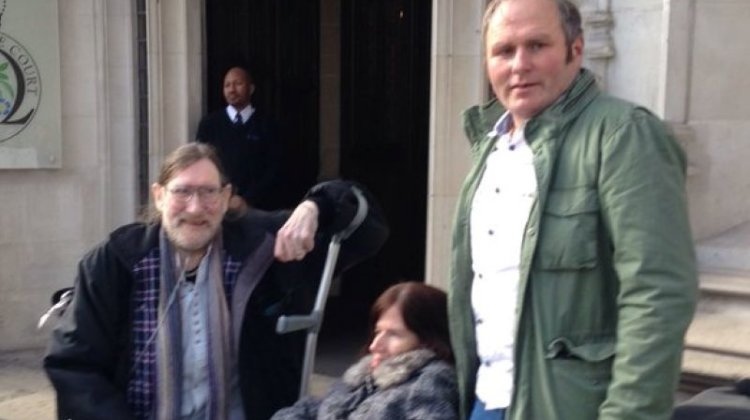 Bedroom tax campaigner's 'contempt' for ministers who forced his family to fight