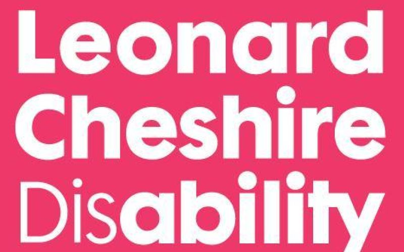 Leonard Cheshire Disability logo