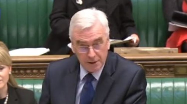 Shadow chancellor backs calls to prosecute Iain Duncan Smith over WCA deaths