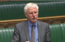 Norman Lamb speaking in the debate