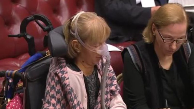 Baroness Campbell vows to fight on over access to buses