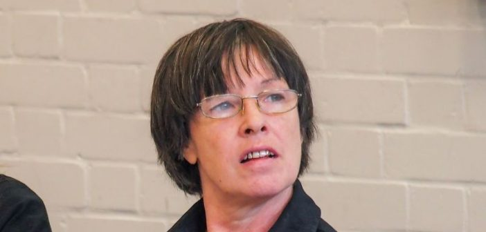 Debbie Jolly head and shoulders