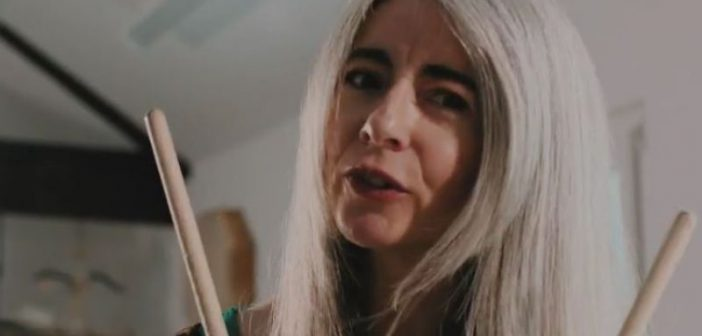 Dame Evelyn Glennie head and shoulders