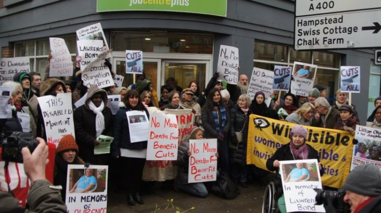 Coroner orders inquest into 'fit for work' man who collapsed after leaving jobcentre