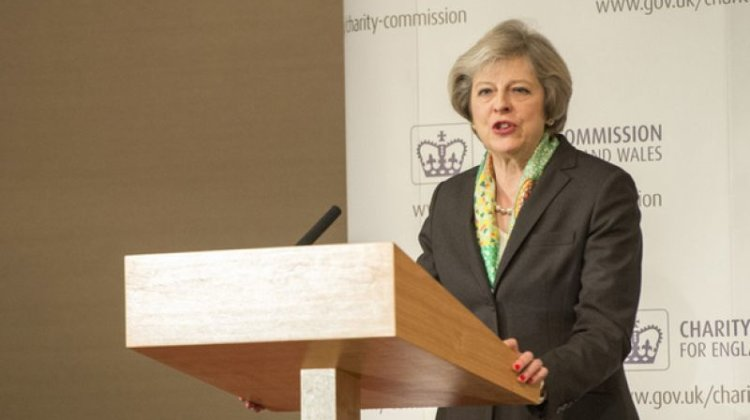 May promises to address mental health 'burning injustice'… but fails to fund her pledge