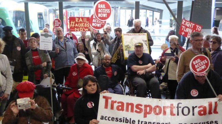 DPOs call on transport secretary to restore Access for All funding