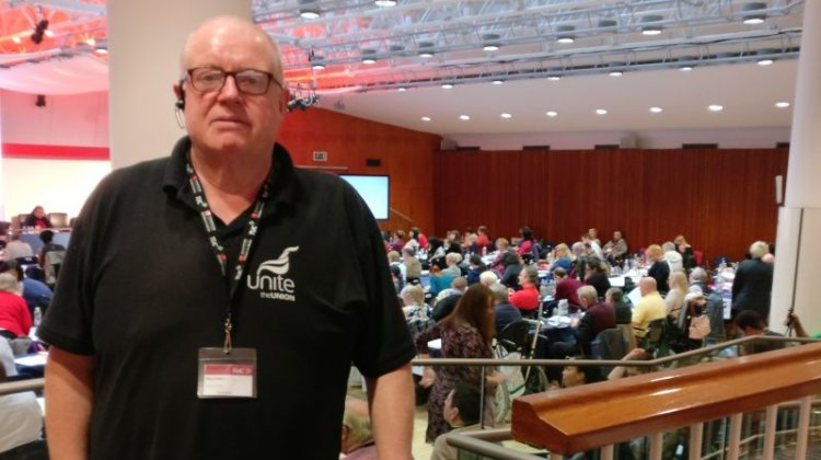TUC Disabled Workers' Conference: TUC criticised over HQ access