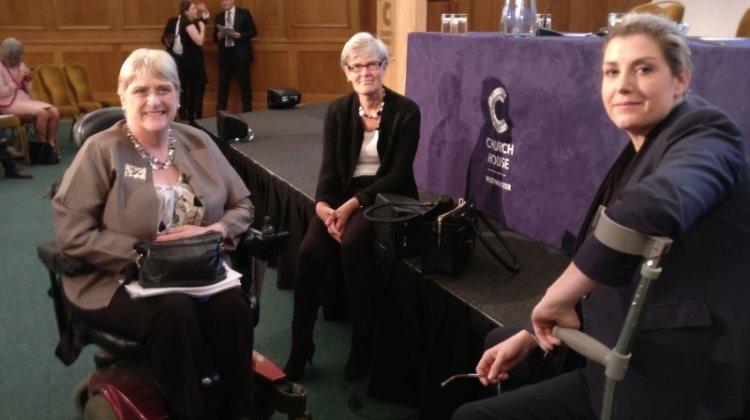 Election 2017: Mordaunt dodges questions over 'misleading' WCA pledge