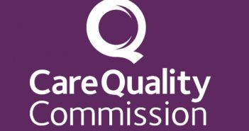 The Care Quality Commission logo