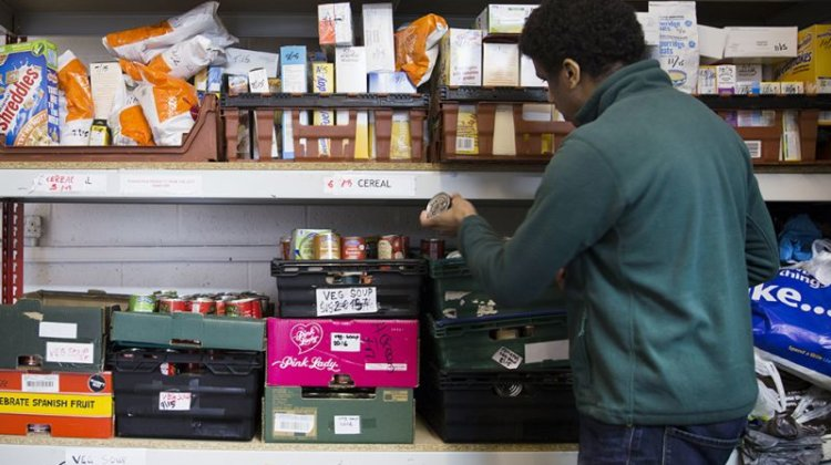 Foodbank study suggests disability benefits should rise