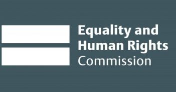 The EHRC logo