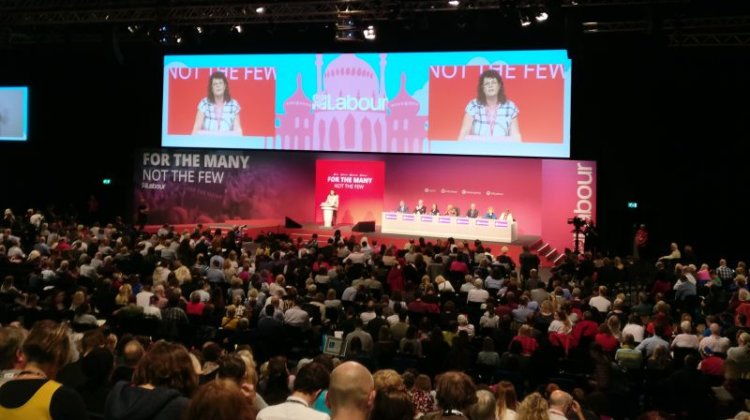 Labour conference: Vote means party must rethink approach to social security cuts