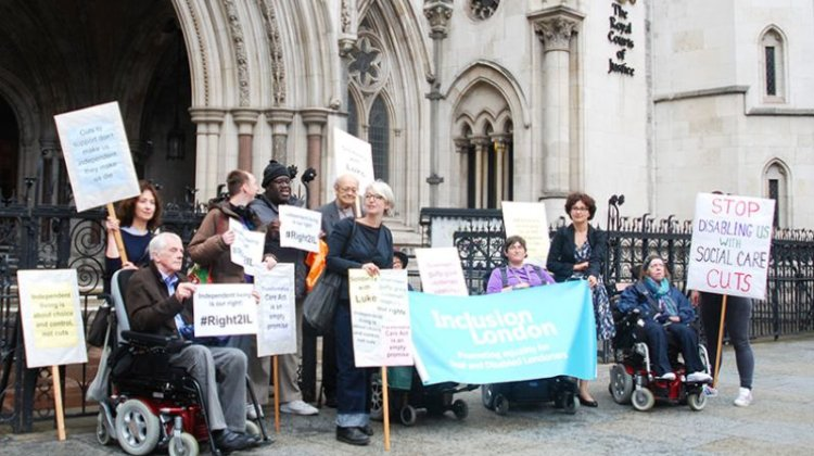 Failed legal bid 'shows UN was right to call for a right to independent living'