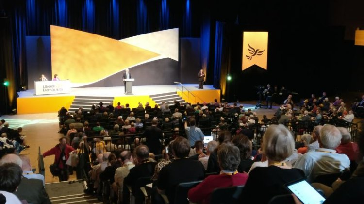 Lib Dem conference: Party votes to bring UN disability convention into UK law