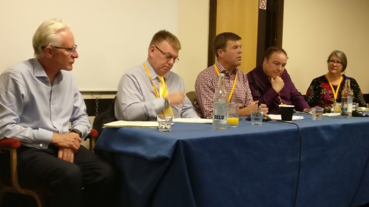 Lib Dem conference: 'Charities have failed and must now allow service-users to be heard'