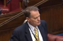 Lord Blencathra speaking in the Lords