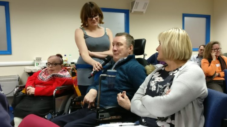 ROFA lays out plans to make the right to independent living a reality