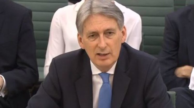 Outrage after chancellor blames disabled people for UK's economic woes