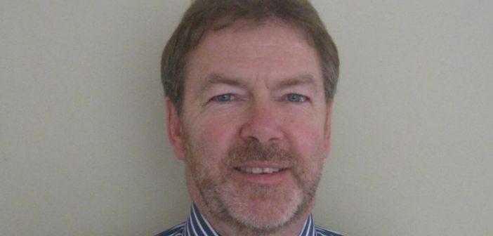 Professor Louis Appleby head and shoulders