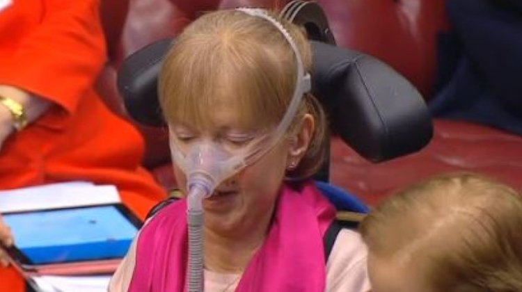 Disabled peer raises 'deep concerns' over impact of Brexit bill on rights