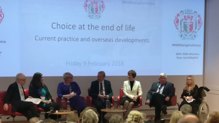 Anger over Royal Society's 'love fest for euthanasia' conference